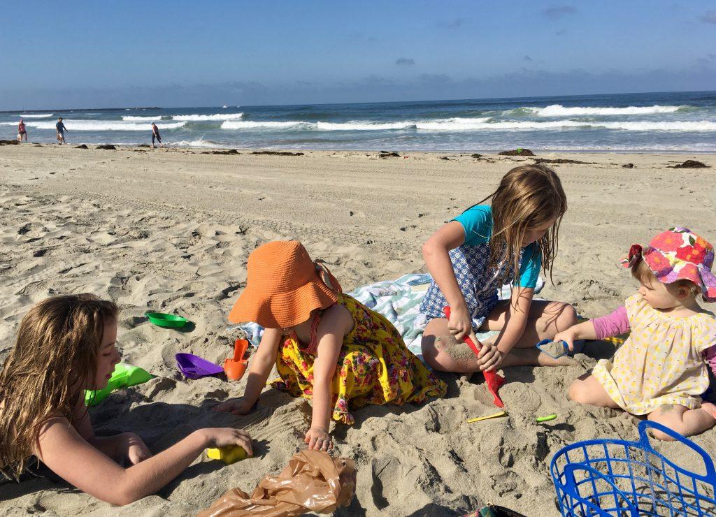 Beach Bucket Lunch Ocean City